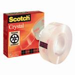 Lepicí páska 3M Scotch 600 CRYSTAL - 19 mm x 33 m