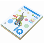 Papír IQ Color - pastel mix - A4, 80g