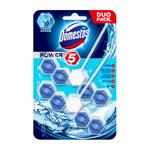 Domestos Power 5 Ocean - WC blok 2x55 g