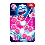 Domestos Power 5 Pink Magnolia - WC blok 2x55 g