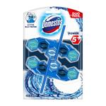 Domestos Power 5+ Active Blue Water Ocean - WC blok 2x53 g
