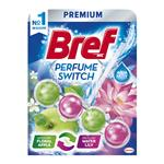 Bref Perfume Switch Apple & Water Lily - WC blok 50 g