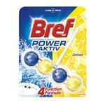 Bref Power Aktiv Juicy Lemon - WC blok 50 g