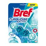 Bref Color Aktiv Ocean Turquoise Water - WC blok 50 g