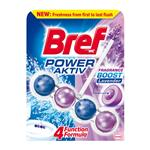 Bref Power Aktiv Lavender - WC blok 50 g
